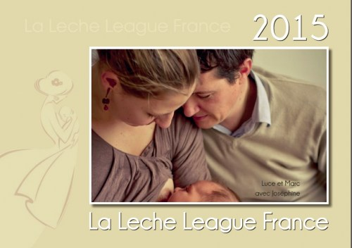 Calendrier LLL France 2015