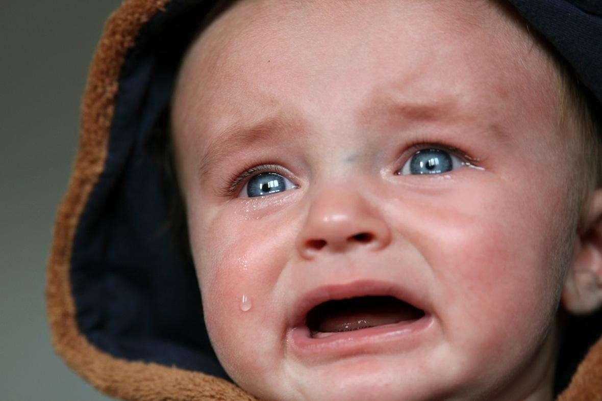 coliques et pleurs du bébé allaité